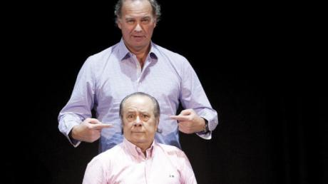 Dos Cara Duras en Crisis - Teatro Olympia