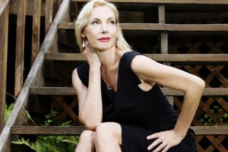 Ute Lemper sings to Pablo Neruda in Altea