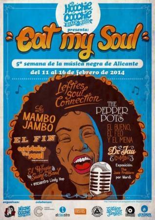 V Semana de la Música Negra Alicante 2014