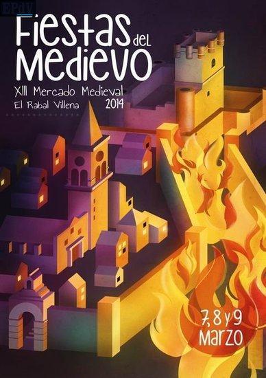 Mercado Medieval 2014 - Villena