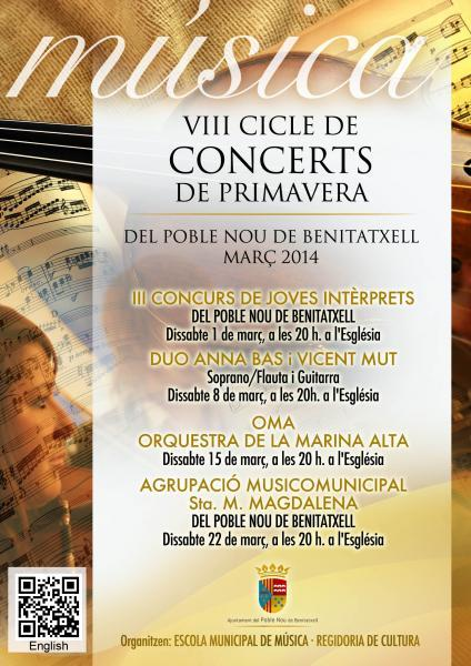 VIII Spring Cycle of Concerts