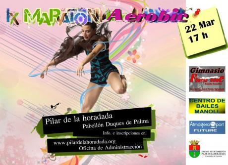 IX Maratón de Aerobic en Pilar de la Horadada