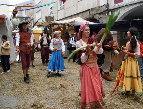 Feria Medieval en Castellfort