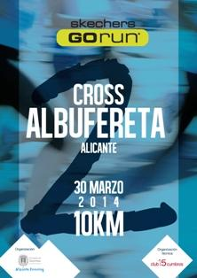 II Cross Albufereta Alicante