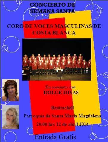 """Concert """"Voces Blancas"""" 2014"""