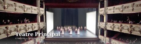 Programación Teatro Principal