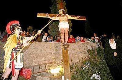 Jueves Santo en Borriol 2014