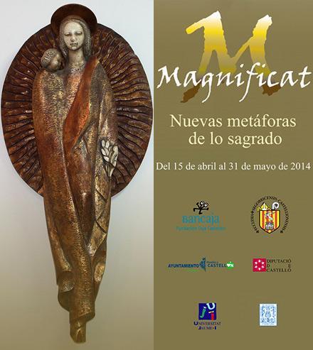 Magnificat. Nuevas metáforas de lo sagrado