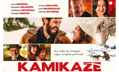 "XXIII Semana de Cine … "" KAMIKAZE"""