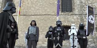 Desfile Star Wars el sábado en el Castillo de Alicante