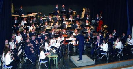 Música: Concierto Banda Sinfónica