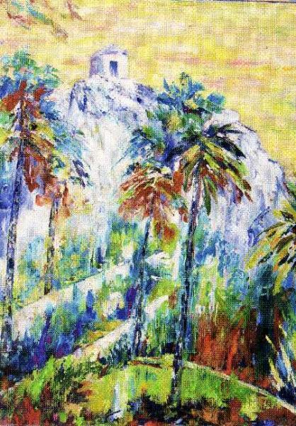 Exposición de Pintura Casa Orduña