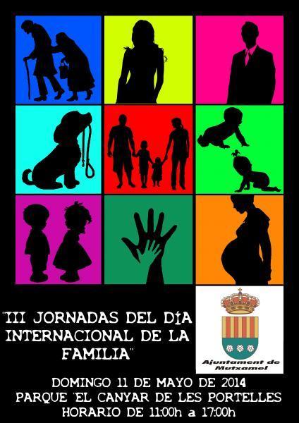 III jornadas del dia internacional de la familia.
