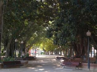 Le Parc de Canalejas