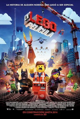Cine Infantil: Lego la película