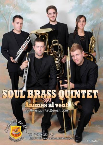 Concierto Soul Brass Quintet