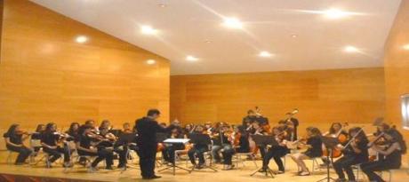 Concert de professors del Conservatori professional de música de Llíria