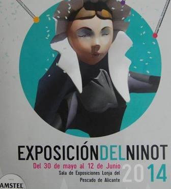 Exposición del Ninot Alicante 2014
