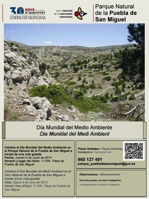 Puebla de San Miguel - Día Mundial del Medio Ambiente - DMMA 2014 – Red Tourist Info