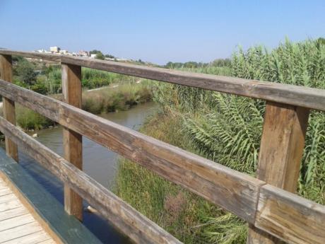 Parque natural del Turia: Ruta interpretativa del agua - Día Mundial del Medio Ambiente - DMMA 2014 - Red Tourist Info