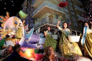Festivities in Honour of the Virgen del Sufragio