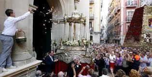 Festividad del Corpus Christi Alicante 2014
