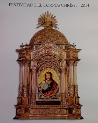 Festividad del Corpus Chrístí Manises 2014