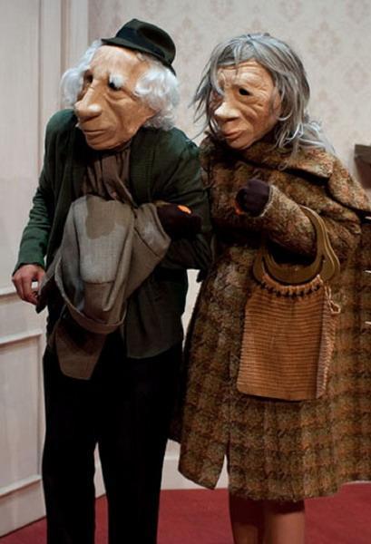 Kulunka Teatro presenta 'André y Dorine'