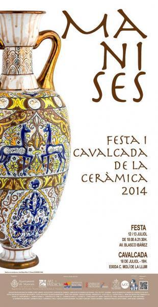 Festa de la Ceràmica de Manises 2014
