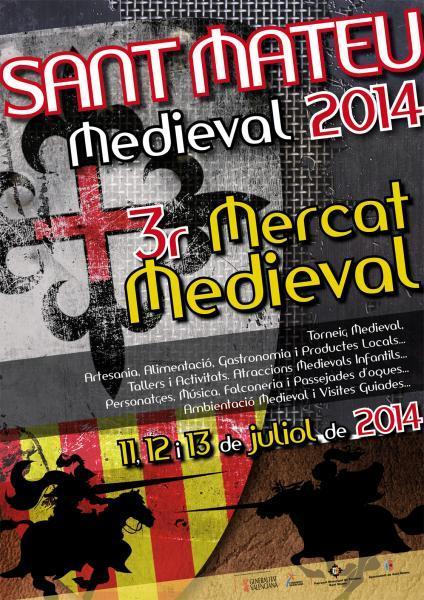 SANT MATEU MEDIEVAL 2014