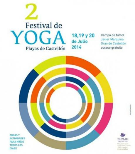 2º Festival de Yoga