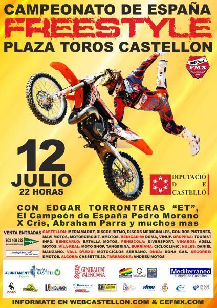 RFME Campeonato de España de Freestyle en Castellón de la Plana