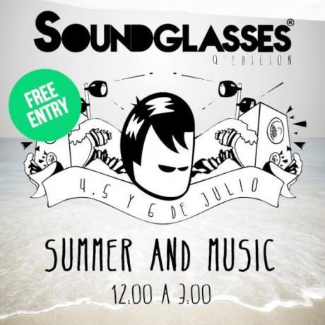 Soundglasses en Castellón - CANCELADO -