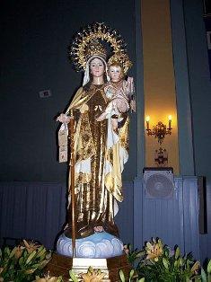 Fiestas Patronales de la Virgen del Carmen