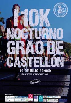 I 10k Nocturno Grao de Castellón