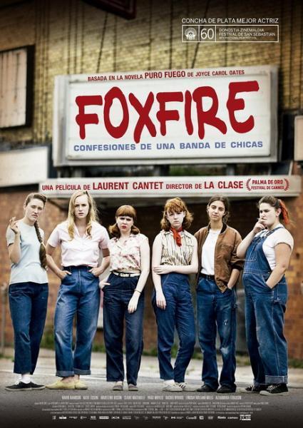 Cine: Foxfire, confesiones de una banda de chicas