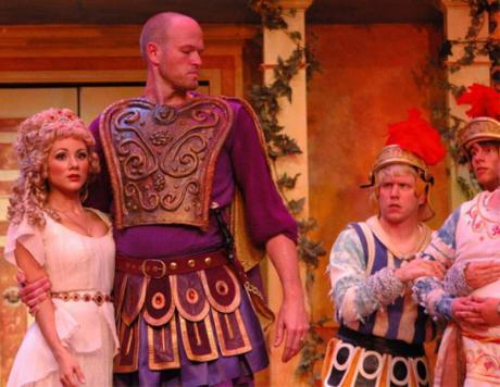 "Teatro clásico en Benissa: ""Miles Gloriosus"""