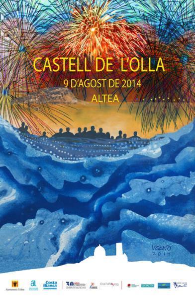 Castell de l Olla 2014