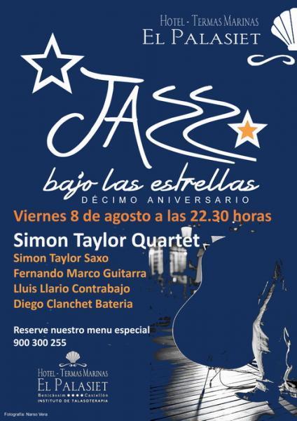 Jazz bajo las Estrellas - El Palasiet Benicàssim