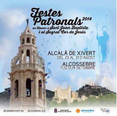 FIESTAS PATRONALES ALCALÀ DE XIVERT-ALCOSSEBRE