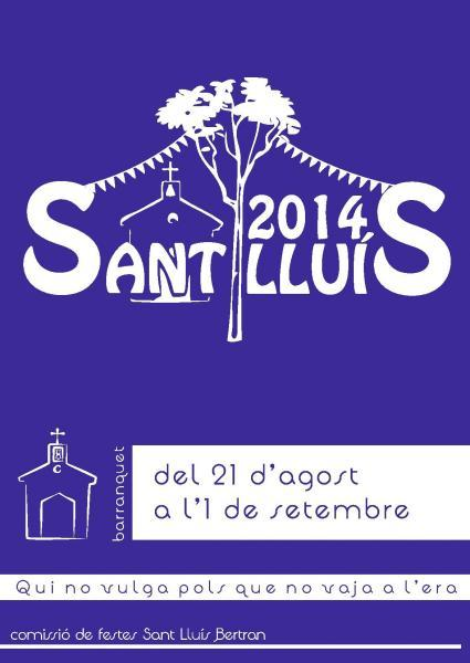 FIESTAS DE SAN LUIS 2014