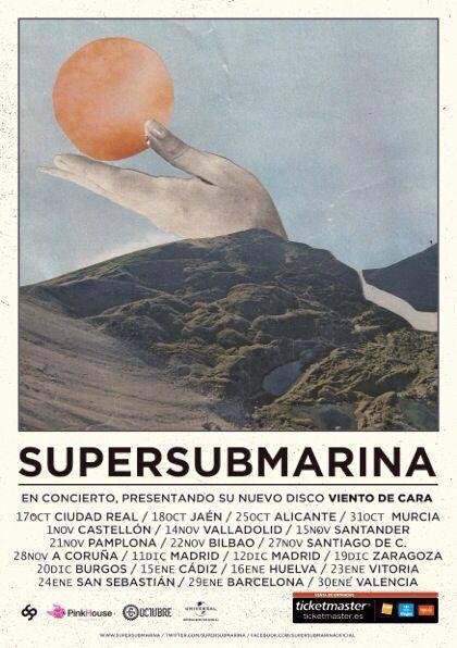 Supersubmarina en concierto