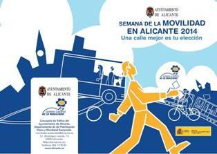 Gran Fiesta de la Movilidad. Ciclovía Alicante, la Ciudad sin mi coche