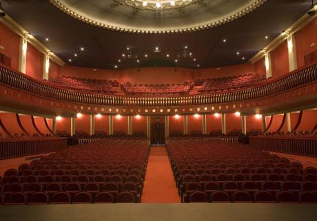 Teatro Castelar Octubre 2014