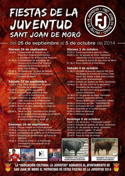 Fiestas de la juventud de San Joan de Moró