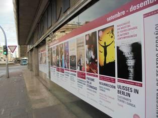 Programación del Teatro Arniches de Alicante septiembre -  diciembre 2014