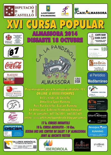 Carrera popular de Almazora
