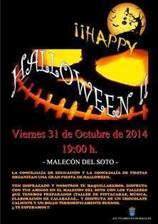Halloween en Rojales 2014