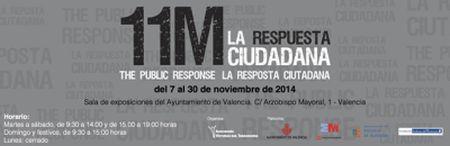 11M: La respuesta ciudadana