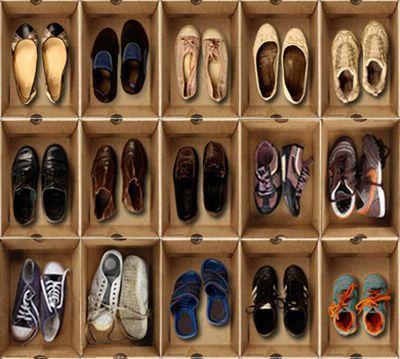Ponte en sus zapatos
